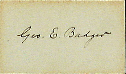 Edward N. Bomsey Autographs, Inc.