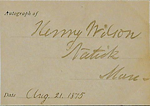 HenryWilson1875Sig